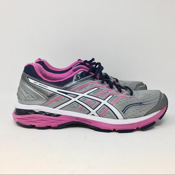 27849e4c4a9 Asics Shoes - Asics GT 2000 v 5 Women 8.5 Pink Running Shoes E33